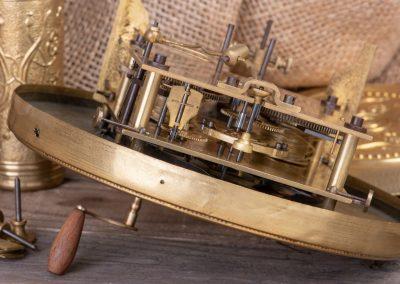 Réparation d'un mouvement de pendule bijouterie lamalle
