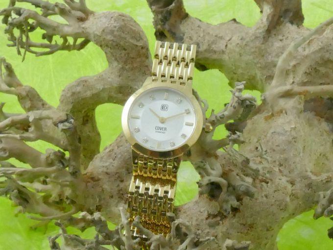 Les montres Cover
