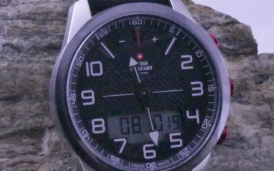 Les montres Swiss Military