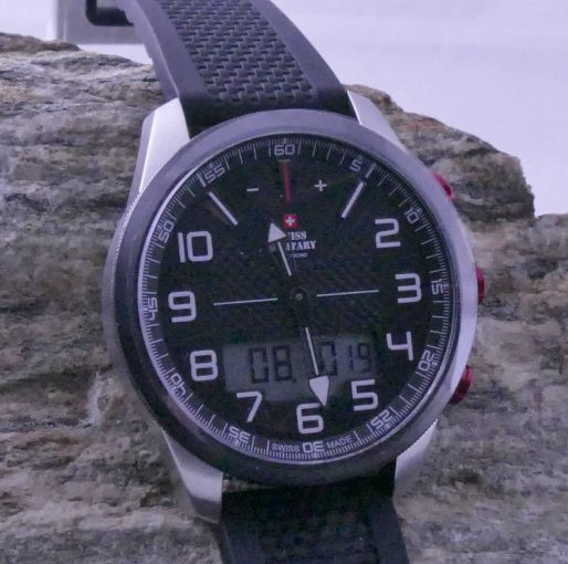 Les montres Swiss Military