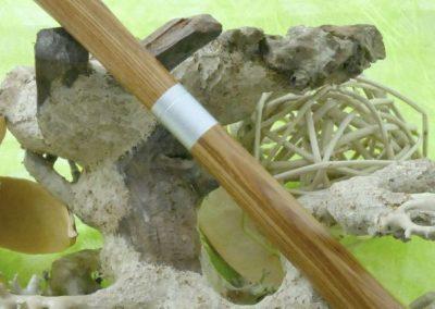 Stylo en bois feuilleté Green Time